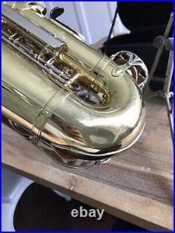 Yamaha Advantage YAS-200AD Alto Sax Saxophone With Protec Contoured Hard Case 200