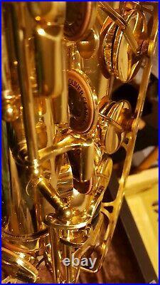 Yamaha Alto Sax YAS 32 PRO Model Fully Overhauled