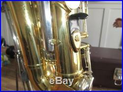 Yamaha YAS-23 Alto Saxophone Japan With Case NICE YAS23 Sax