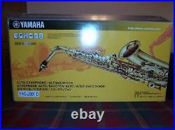 Yamaha YAS-280 Alto Sax Superb condition fully boxed