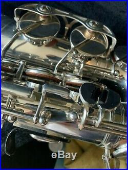 Yamaha YAS 62S Alto Sax Silver G1 Neck