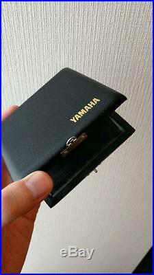 Yamaha YAS-62 Alto Sax Saxophone 1st Generation with Hard Case