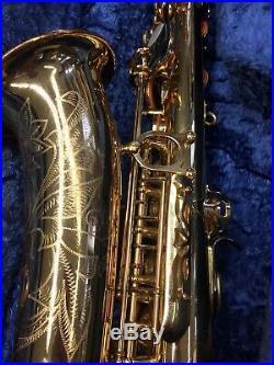 Yamaha YAS 875 Sax Alto Custom Con Collo G1