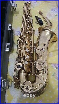 Yamaha Yas52 Alto Sax