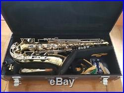 Yamaha Yas 23 Alto Sax Saxophone + Original Case + Extras