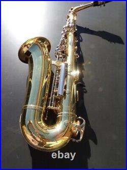 Yamaha Yas 23 Altsaxophon alto saxophone sax sassofono, new polstered