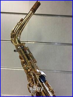Yamaha Yas-82z Custom Sax Alto