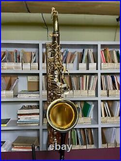 Yanagisawa A991 Professional Alto Sax