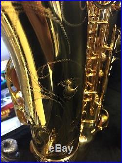 Yanagisawa Ws-010 Elite Model Sax Alto Ottone Laccato