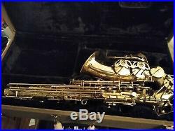 Yanagisawa prehistoric 880 alto sax (Martin Stencil) made in 1978