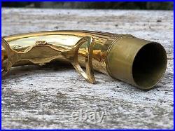 Yanagisawa tenor saxophone neck crook 65 underslung Yanigasawa sax